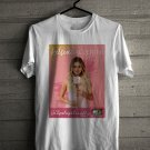 Kelsea Ballerini Unapolgetically Tour 2018 White Tee's Front Side by Complexart z1