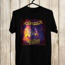 Kid Rock Greatest Show On Earth Tour 2018 Black Tee's Front Side by Complexart z1