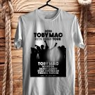 Toby Mac Hits Deep Tour 2018 White Tee's Front Side by Complexart z2
