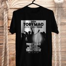 Toby Mac Hits Deep Tour 2018 Black Tee's Front Side by Complexart z1