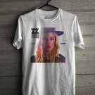 ZZ Ward The Storm Tour 2018 White Tee's Front Side by Complexart z3