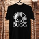 Jake Bugg logo Tour 2018 Black Tee's Front Side by Complexart z3