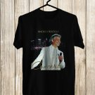 Andrea bocelli Live Tour 2017 Black Tee's Front Side by Complexart z1