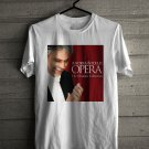 Andrea bocelli Live Tour 2017 White Tee's Front Side by Complexart z1