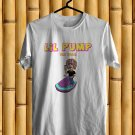 Lil Pump The Tour 2018 White Tee's Front Side by Complexart z3