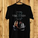 Tim McGraw and Faith Hill Soul2Soul Tour 2018 Black Tee's Front Side by Complexart z3