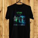 The Vamps Night and Day UK Tour 2018 Black Tee's Front Side by Complexart z3
