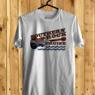Southern Rock Cruise Log fest 2018 White Tee's Front Side by Complexart z1