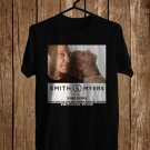 Smith and Myers From Shinedown Acoustic Tour 2017 Black Tee's Front Side by Complexart z1