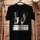 Smith and Myers From Shinedown Acoustic Tour 2017 Black Tee's Front Side by Complexart z2