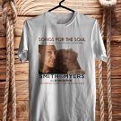 Smith and Myers From Shinedown Acoustic Tour 2017 White Tee's Front Side by Complexart z1