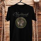 Nightwish Decades Tour 2018 Black Tee's Front Side by Complexart z1