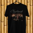 Nightwish Decades Tour 2018 Black Tee's Front Side by Complexart z5