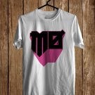 Mo Logo White Tee's Front Side by Complexart z2