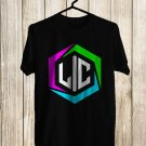 Life In Color Festival 2018 Black Tee's Front Side by Complexart z1