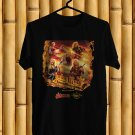 Judas Priest Firepower Tour 2018 Black Tee's Front Side by Complexart z2