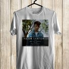Jacob Sartorius The left Me hangin' Tour 2018 White Tee's Front Side by Complexart z1
