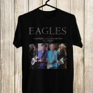 Eagle Tour 2018 with Jimmy Buffet Black Tee's Front Side by Complexart z2