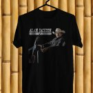 Alan Jackson Honky Tonk HIghway Tour 2018 Black Tee's Front Side by Complexart z2