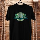 Crash My Playa Mexico Fest Jan 2018 Black Tee's Front Side by Complexart z2