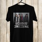 Dashboard Confessional We Fight Tour 2018 Black Tee's Front Side by Complexart z4