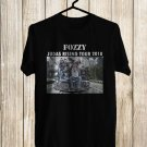 Fozzy Judas Rising Tour 2018 Black Tee's Front Side by Complexart z2