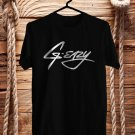 G-Eazy logo Black Tee's Front Side by Complexart z2