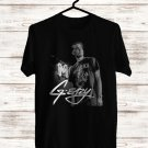 G-Eazy logo Black Tee's Front Side by Complexart z1