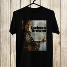 Jackson Browne Live USA 2018 Black Tee's Front Side by Complexart z2