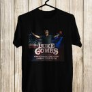 Luke Combs Dont Tempt Me With A good Time Tour 2018 Black Tee's Front Side by Complexart z3
