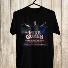 Luke Combs Dont Tempt Me With A good Time Tour 2018 Black Tee's Front Side by Complexart z4