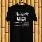 Papa Roach Crooked Teeth Tour 2018 Black Tee's Front Side by Complexart z3
