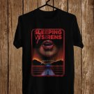 Sleeping With Sirens Gossip World Tour 2018 Black Tee's Front Side by Complexart z4