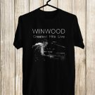 Steve Winwood The Greatest Hits Tour 2018 Black Tee's Front Side by Complexart z3