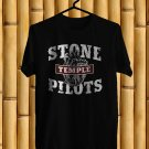 Stone Temple Pilots Tour 2018 Black Tee's Front Side by Complexart z3