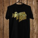 The Marshall Tucker Band Logo Tour 2018 Black Tee's Front Side by Complexart z3