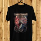Dead and Company Logo Black Tee's Front Side by Complexart z3