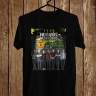 Hombres G and Enanitos Verdes Huevos Revueltos Tour 2018 Black Tee's Front Side by Complexart z1