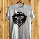 jason Aldean Army logo 2018 White Tee's Front Side by Complexart z1