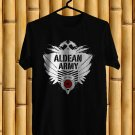 jason Aldean Army logo 2018 Black Tee's Front Side by Complexart z1