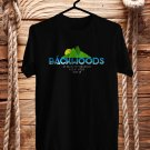 Backwoods Music Festival April 2018 Black Tee's Front Side by Complexart z3