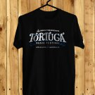 Tortuga Music Festival April 2018 Black Tee's Front Side by Complexart z3