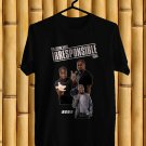The Kevin Hart Irresponsible Tour 2018 Black Tee's Front Side by Complexart z5