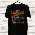 My Life With The Thrill Kill Kult Tour 2018 Black Tee's Front Side by Complexart z2