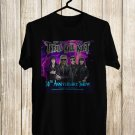My Life With The Thrill Kill Kult Black Tee's Front Side by Complexart z2