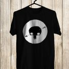 Shakey Graves Logo Black Tee's Front Side by Complexart z1
