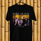 Minus The Bear Black Tee's Front Side by Complexart z1