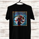 Dark Star Orchestra Jubilee Black Tee's Front Side by Complexart z3