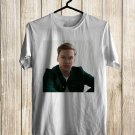 George Ezra White Tee's Front Side by Complexart z1