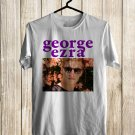 George Ezra White Tee's Front Side by Complexart z2
